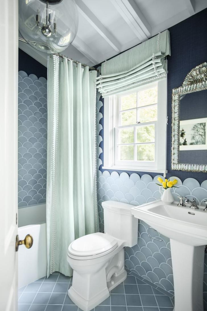 Тренды 2020: дизайн ванной комнаты (фото 30)
