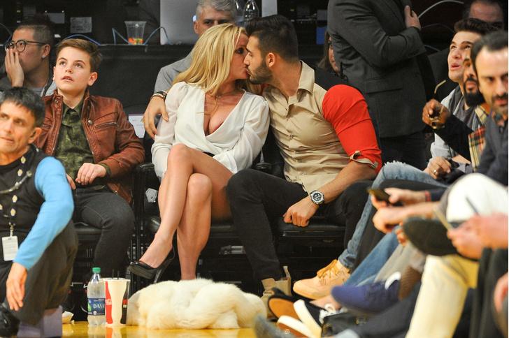 СМИ: Бритни Спирс выходит замуж (фото 1)