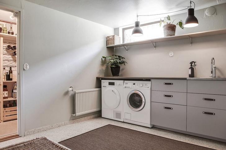 100% сканди-шик: дом в шведской глубинке (фото 29)