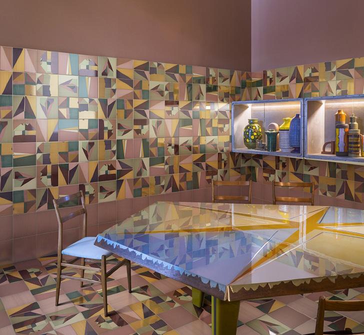 Новинки выставки CERSAIE 2017: стильная керамика, сантехника и мебель для ванной фото [2]
