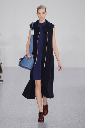Показы мод Chloé Осень-зима 2013-2014 | Подиум на ELLE - Подиум - фото 608
