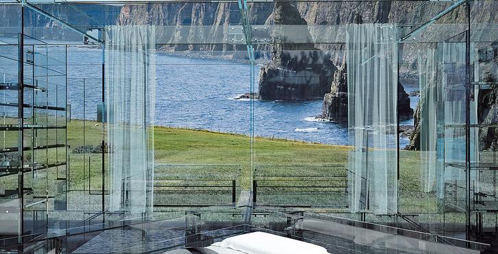 Мечтатели: самые невероятные постройки из стекла (фото 19)