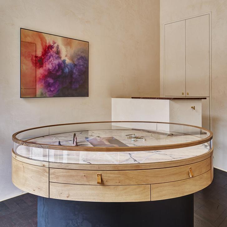 Бутик ювелирных украшений Atelier VM в Милане (фото 2)