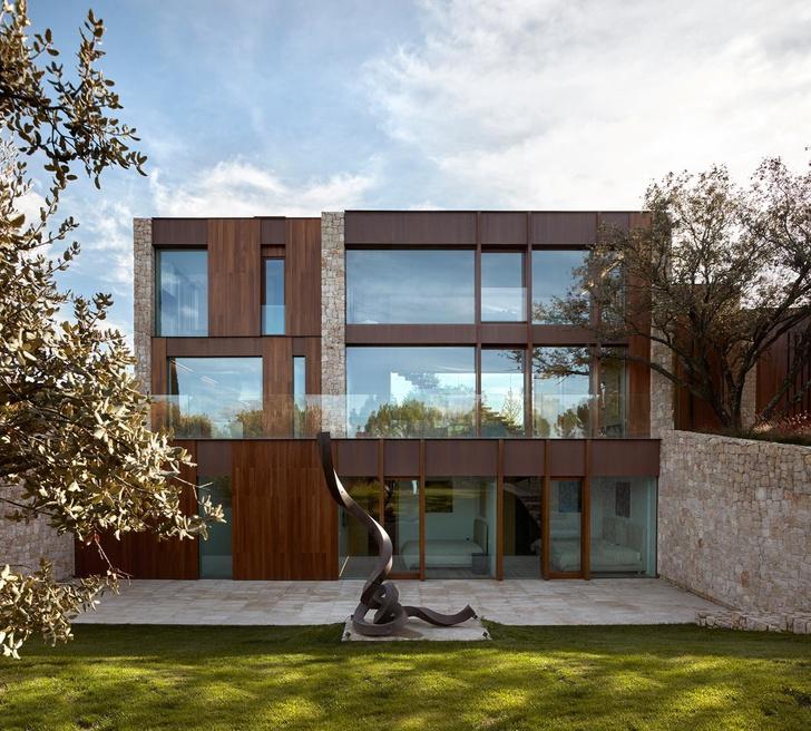 Чистый дзен: проект архитектора Рамона Эстеве в Мадриде (фото 2)