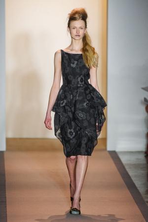 Показы мод Peter Som Осень-зима 2011-2012 | Подиум на ELLE - Подиум - фото 2432