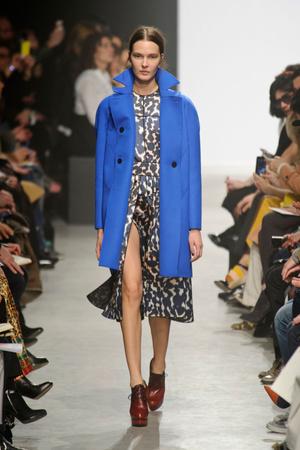 Показы мод Maison Rabih Осень-зима 2013-2014 | Подиум на ELLE - Подиум - фото 609