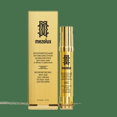 Mezolux — новый бренд уходовой косметики (галерея 1, фото 2)