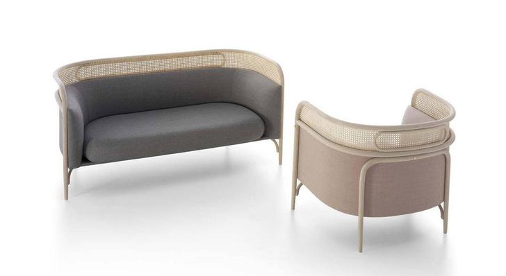 Тренд сезона: мебель из ротанга (фото 8)