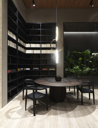 Винсент ван Дуйсен оформил бутик The Molteni Group в Нью-Йорке (фото 9.1)