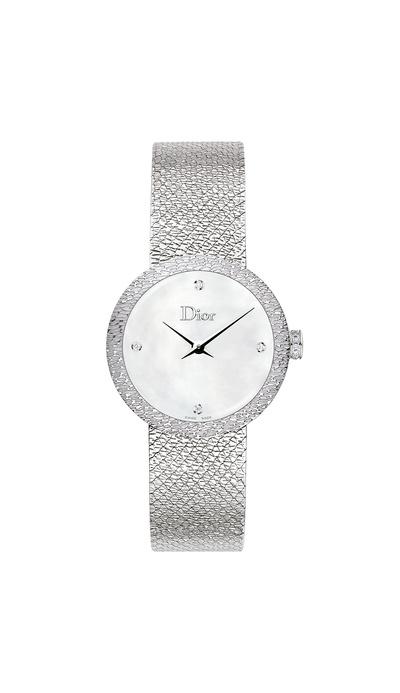 Часовая коллекция La D de Dior пополнилась новинками (галерея 3, фото 0)