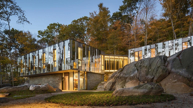 Современная зеркальная архитектура: 10 впечатляющих проектов (галерея 42, фото 4)