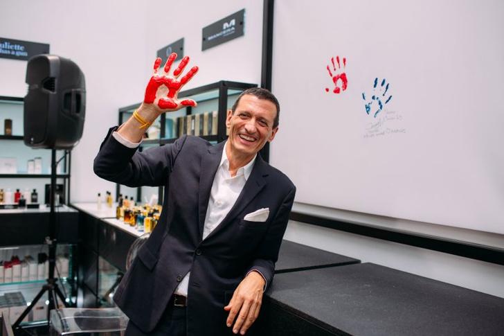 александр вриланд представил в москве коллекцию diana vreeland parfums