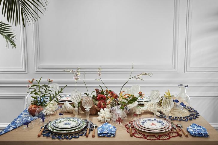 Крупным планом: посуда Dior Maison (фото 3)