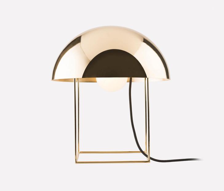 Топ-15: золотые светильники (фото 13)