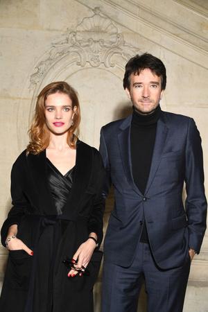 Гости на показе Dior Haute Couture в Музее Родена (фото 2)