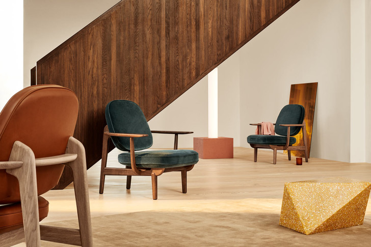 Кресло JH97 по дизайну Хайме Айона (фото 3)