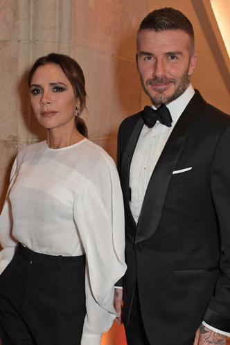 Супруги Бекхэм и другие знаменитости на ужине в Лондоне (фото 1.2)