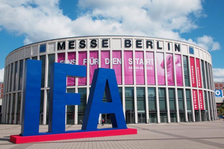 Выставка техники будущего IFA 2017 открылась в Берлине фото [12]