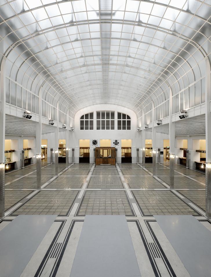 Выставка Отто Вагнера в Вене (фото 4)