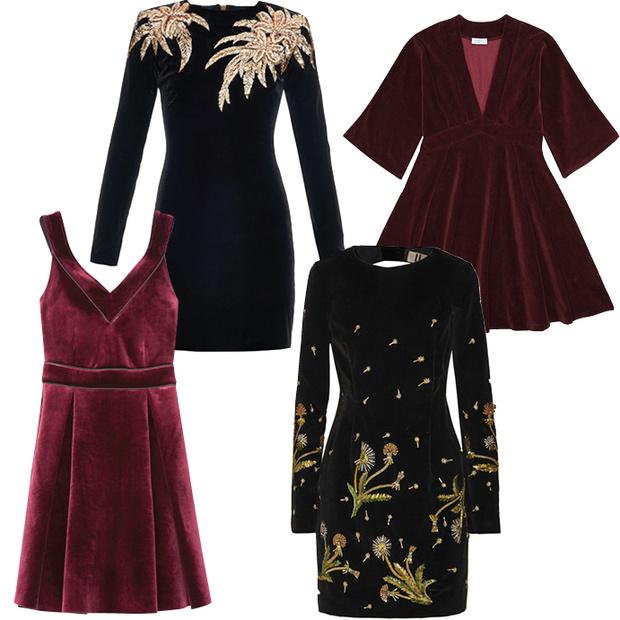 Платье на новый год 2016