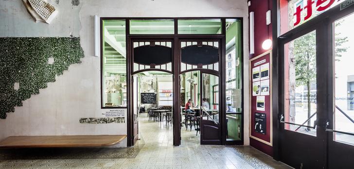 Sala Beckett: театр и ресторан в Барселоне (фото 8)