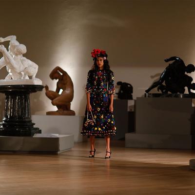 Из Мехико с любовью: показ кутюрных коллекций Dolce & Gabbana (галерея 2, фото 1)