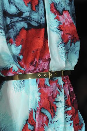 Показ Emanuel Ungaro коллекции сезона Весна-лето 2012 года prêt-à-porter - www.elle.ru - Подиум - фото 315912