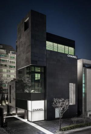 Новый флагман Chanel в Сеуле по проекту Питера Марино (фото 6.1)