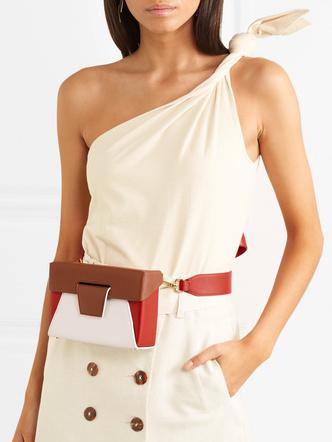 20 стильныхпоясных сумок налето (фото 1.2)