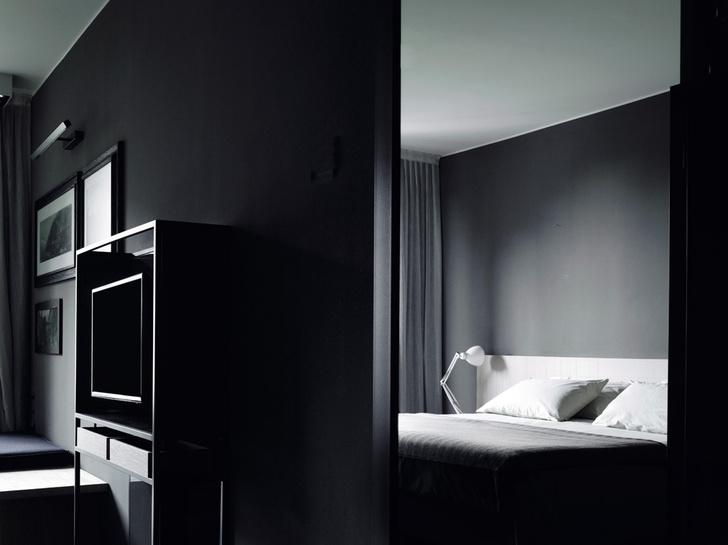 Все 119 номеров отеля обставлены мебелью, спроектированной Lissoni Associati.