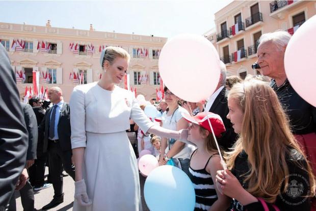 Фото дня: князь и княгиня Монако на крещении близнецов (фото 18)