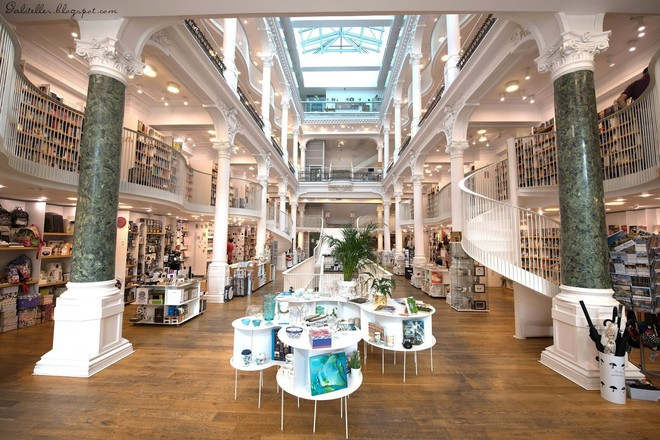 11 самых необычных книжных магазинов мира (фото 7)
