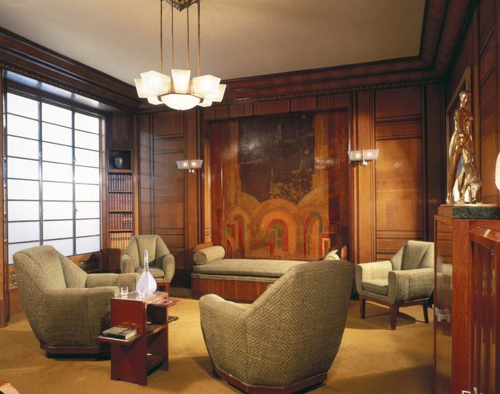 Главный экспонат: музеи с мебельными коллекциями (фото 8)