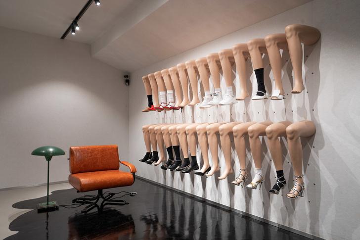 Модный бутик One-Off в Милане по дизайну Dimore Studio (фото 2)