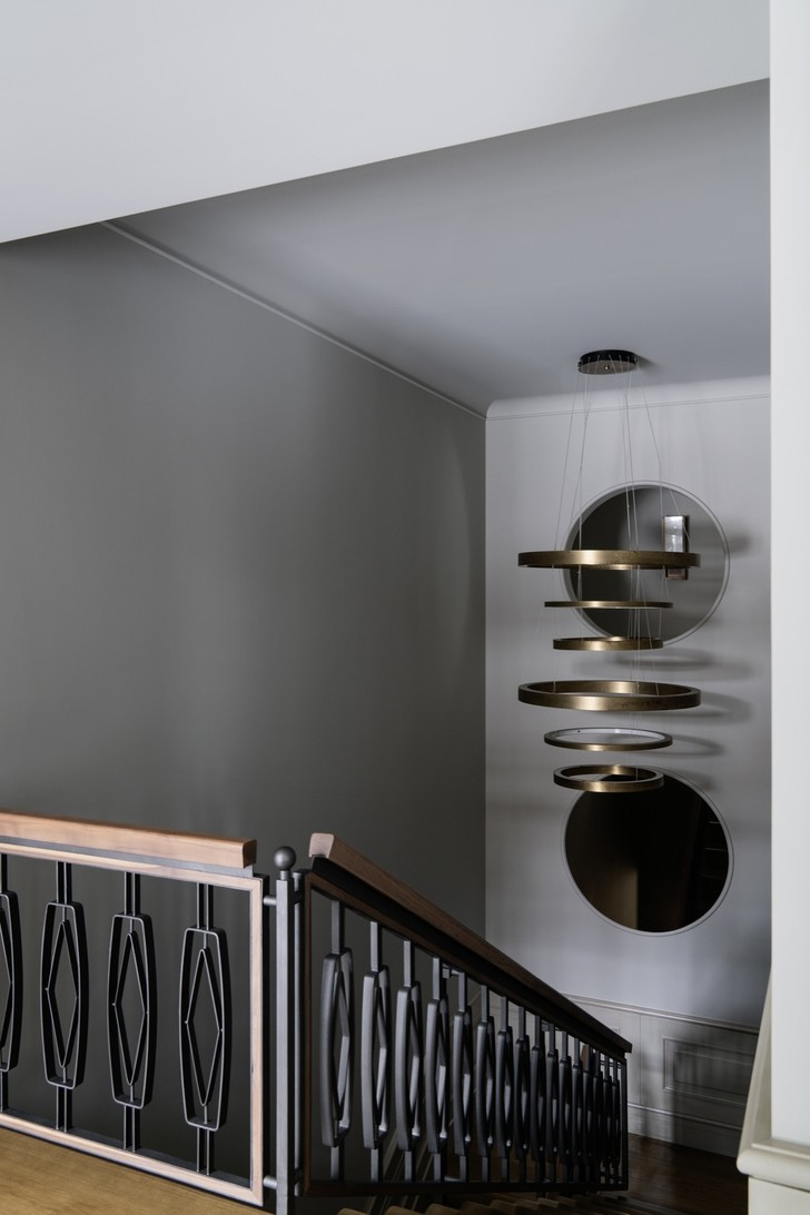 15 оттенков серого: подмосковный дом по проекту Ладзаро Рабони (фото 5)