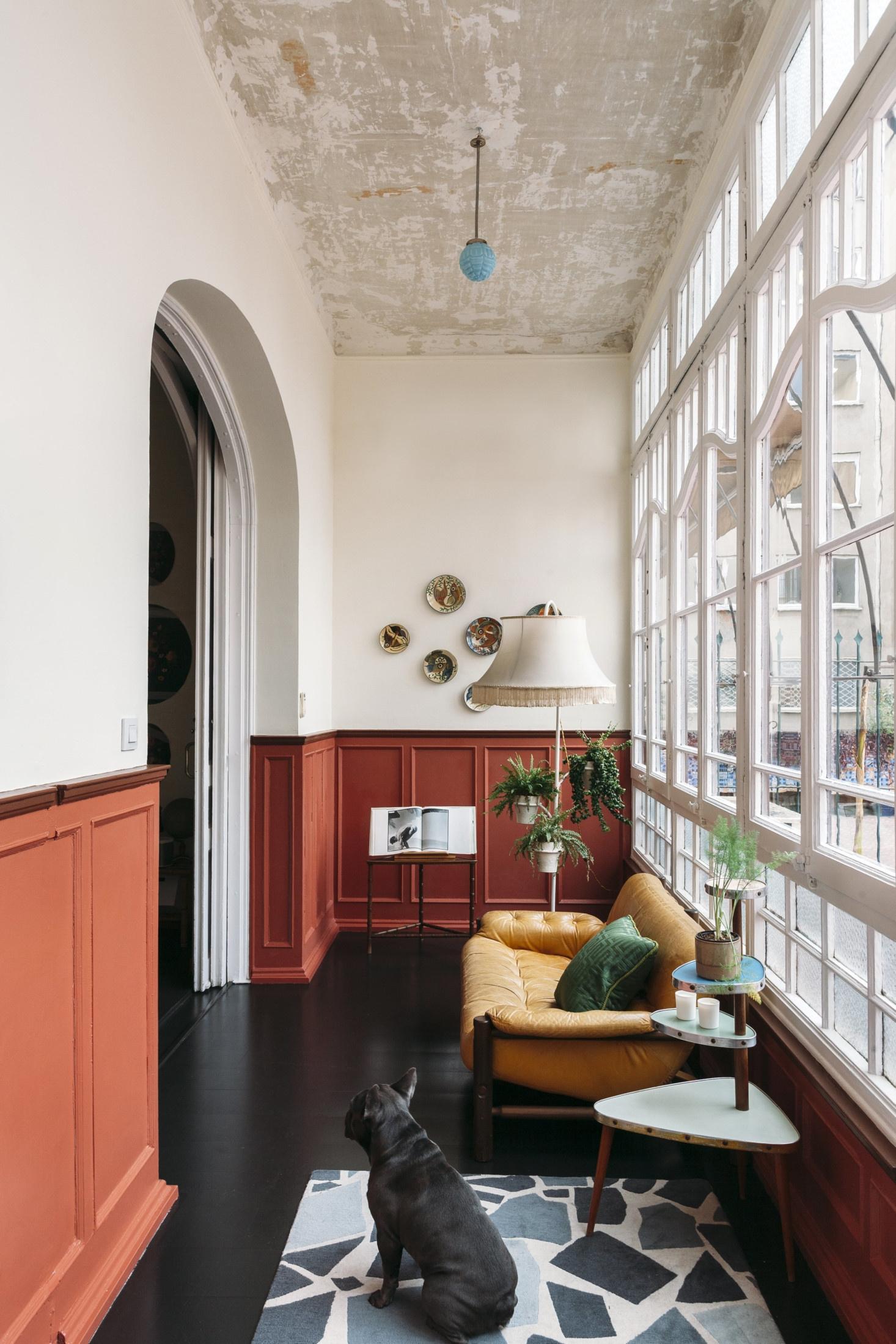 Оформление балкона: 25 креативных идей (галерея 1, фото 0)