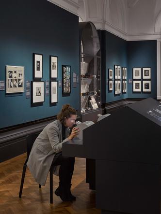 Новый Центр фотографии в музее V&A по проекту David Kohn Architects (фото 6.2)