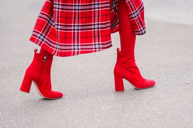 Что носили на Неделе моды в Париже? (фото 9)