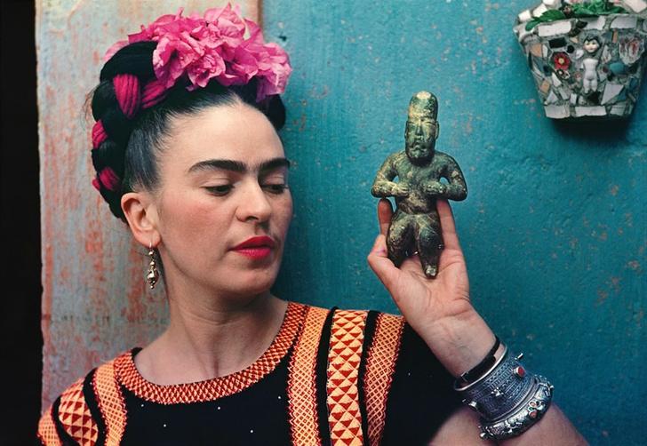 Личные вещи Фриды Кало выставят в музее Виктории и Альберта в Лондоне фото [5]