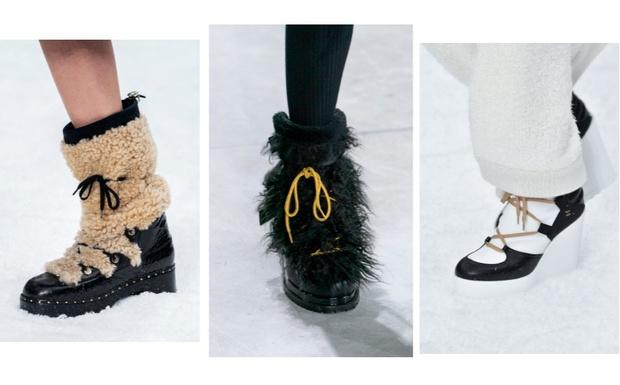 Танкетка и овчина: какую обувь мы будем носить осенью 2019 (фото 4)