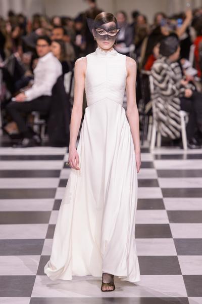 Самые красивые свадебные платья Недели моды haute couture (галерея 1, фото 1)