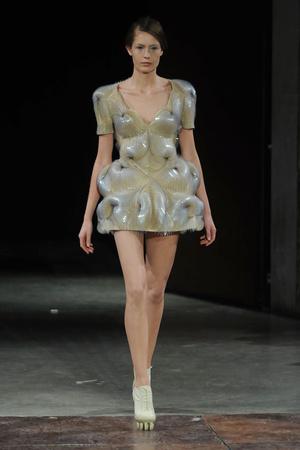 Показ  коллекции сезона Весна-лето 2012 года Haute couture - www.elle.ru - Подиум - фото 331102
