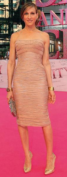 Сара Джессика Паркер в Atelier Versace