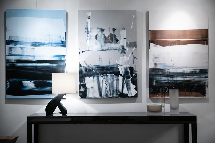 Выставка Алексея Кузнецова в шоу-руме Liaigre (фото 0)