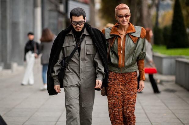 Мы не удержались: 18 стритстайл образов с Недели моды в Тбилиси (фото 16)