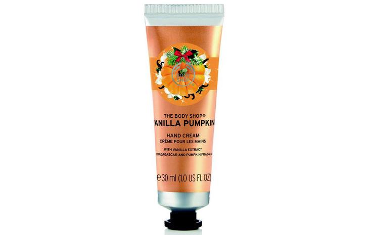 Крем для рук Pumpkin Vanilla Hand Cream