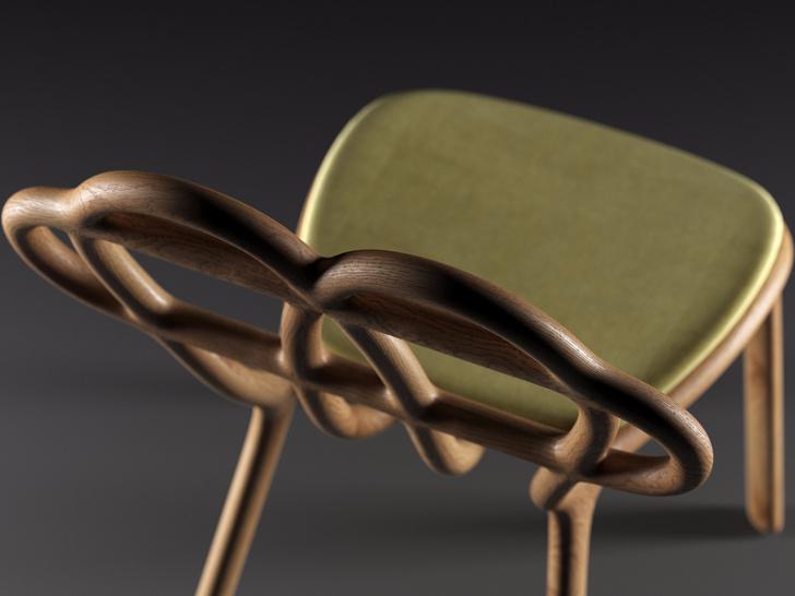 Ироничный стул от белорусских дизайнеров (фото 2)