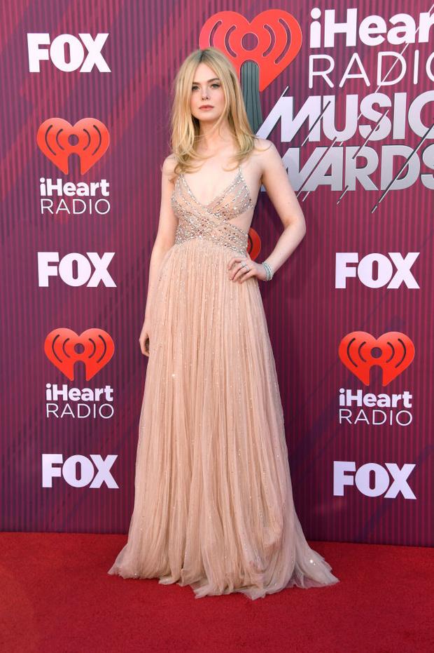 Тейлор Свифт в «чешуе», Хайди Клум в «леопарде» и Backstreet Boys в полном составе на iHeartRadio Music Awards (фото 2)