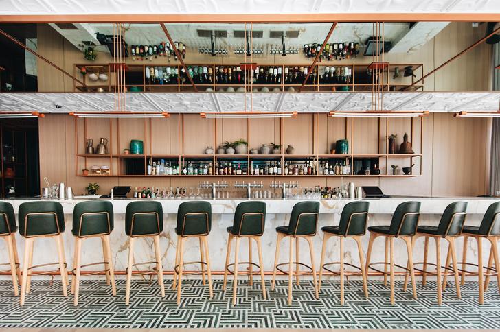 Новый ресторан Tied House в Чикаго (фото 10)