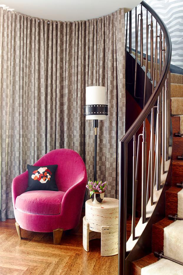 Декораторы - о любимых стилях: Келли Уэстлер и mid-century modern фото [3]